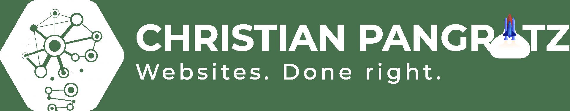 Кристиян Панграц Изработка на уеб сайт